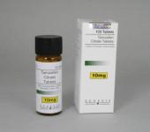 Citrato de Tamoxifeno comprimidos 10mg (100 com)