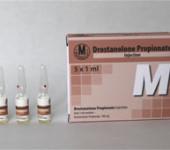 Propionato de Drostanolona March 100mg/amp