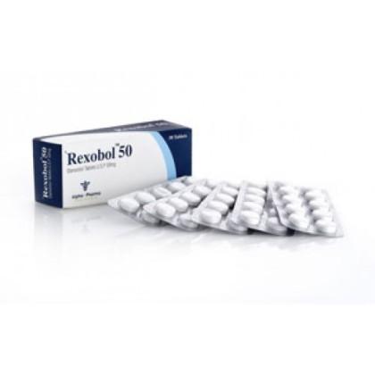 Rexobol 10mg (50 com)