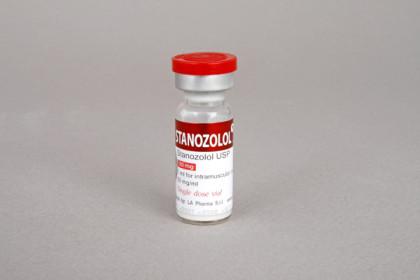 Stanozolol LA 50mg/amp